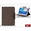 """SOX univerzális tok 8"""" méretű tablet készülékekhez - SMART DECO TABLET - barna"""