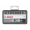 Bosch Bosch 2607002569 Csavarozó bit készlet Robust Line L extrakemény, 18 + 1 részes, 25 mm, biztonsági bitek