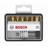 Bosch Bosch 2607002579 Csavarozó bit készlet Robust Line M Max Grip, 12 + 1 részes, 25 mm, Torx®