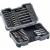 Bosch Bosch 2607017164 Bit- és dugókulcs készlet, 43 részes