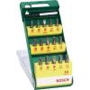 Bosch Bosch 2607019453 Bit készlet 15 részes