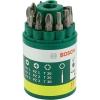 Bosch Bosch 2607019452 Bit készlet, kerek dobozban, 10 részes