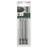 Bosch Bosch 3 részes Csavarhúzó pengen készlet (PZ) 2609255969 pozidrív hossz:89 mm