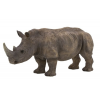 Mojo Animal Planet Rhinoceros fehér figura