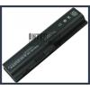 G71 4400 mAh 6 cella fekete notebook/laptop akku/akkumulátor utángyártott