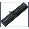 Compaq Presario CQ50 4400 mAh 6 cella fekete notebook/laptop akku/akkumulátor utángyártott