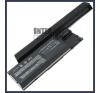 Dell RC126 6600 mAh dell notebook akkumulátor