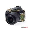 EasyCover szilikon védőtok Nikon D3300 terep