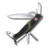 Victorinox RangerGrip 61, multifunkciós vadászbicska, zöld