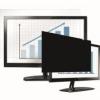 FELLOWES Monitorszűrő, betekintésvédelemmel,409x308 mm, 20,1