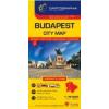 Cartographia Kft. Budapest City map 1:16 000 SC