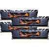 G.Skill F4-2666C15Q-32GRKB Ripjaws 4 RKB DDR4 RAM G.Skill 32GB (4x8GB) Quad 2666Mhz CL15 1.2V