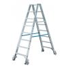 KRAUSE - Stabilo gurítható két oldalon járható létra 2x7 fokos (profi)