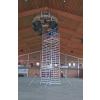 KRAUSE - Stabilo Gurulóállvány 50-es sorozat 9,4m (2,5x1,5m)