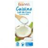 Ecomil bio kókusztejszín  - 200ml