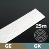 Karnis előlap (karnistakaró) 5 cm - kőris (25 méter)