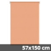 Mini roló, mandarin, ablakra: 57x150 cm
