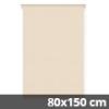 Mini roló, homokszín, ablakra: 80x150 cm