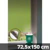 Hőszigetelő thermo mini roló, almazöld, ablakra: 72,5x150 cm