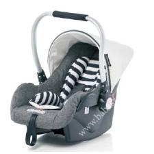 Chipolino Etro autóshordozó 0-13 kg - Grey baba hordozó