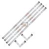 EGLO 92054 LED szalag szett 4x2,16W 12V RGB színváltós 4x30cm, távkapcsolóval
