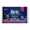 Brit Premium Cat halas multipack 4 x 100 g
