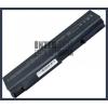 Business Notebook NC6230 4400 mAh 6 cella fekete notebook/laptop akku/akkumulátor utángyártott