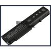 EliteBook 6930p 4400 mAh 6 cella fekete notebook/laptop akku/akkumulátor utángyártott