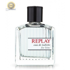 Replay Replay for Him EDT 75 ml parfüm és kölni