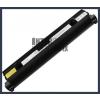 IdeaPad S10 Series 4400 mAh 6 cella fekete notebook/laptop akku/akkumulátor utángyártott