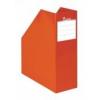 Iratpapucs, karton, 90 mm, Premium, narancs
