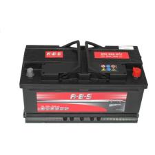 ABS autó akkumulátor akku 12v 90ah jobb+ autó akkumulátor