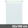 UNI Trend vászon roló, fehér, ablakra: 52x180 cm