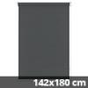UNI Trend vászon roló, szürke, ablakra: 142x180 cm