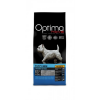 Visán Optimanova Dog Puppy Mini Chicken & Rice (csirke és rizs) 2 kg