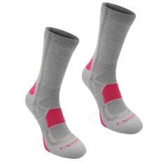 Karrimor Walking Socks 2 Pack nöi