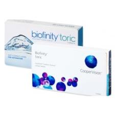 Cooper Vision Biofinity Toric 6 db kontaktlencse