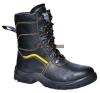 Portwest - FW05 Steelite szőrmebéléses védőbakancs S3 (FEKETE 39) munkavédelmi cipő