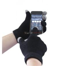 Portwest - GL16 Touchscreen kötött kesztyű (FEKETE L/XL)