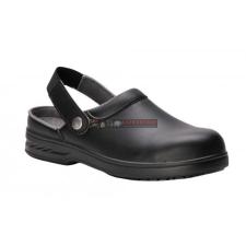 Portwest FW82 Védőklumpa (FEKETE 35) munkavédelmi cipő