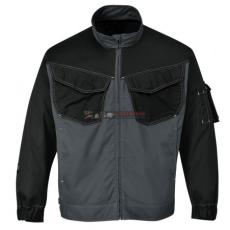 Portwest - KS10 Chrome kabát (NAVY/FEKETE XXL)