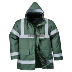Portwest S433 Iona Lite kabát (ERDŐZÖLD XL)