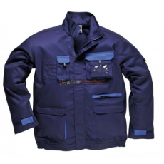 Portwest TX10 Texo Kontraszt dzseki (NAVY XL)