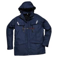 Portwest S537 Orkney 3:1 lélegző kabát (NAVY XXL)