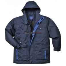Portwest - TX30 Texo Contrast kabát (NAVY XXL)