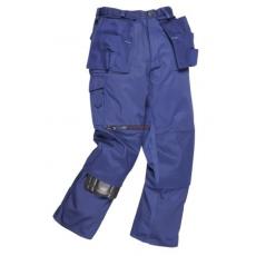 Portwest BP20 Chicago 13 zsebes nadrág (NAVY, XXXL, hosszított)