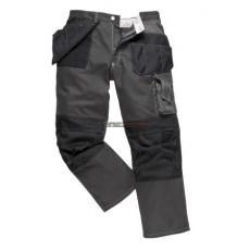 Portwest BP52 Arizona kétszínű nadrág (SZÜRKE, XL, Hosszított)