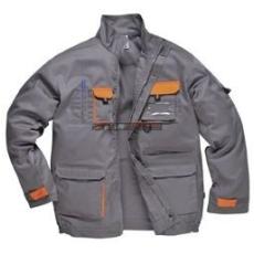 Portwest TX10 Texo Kontraszt dzseki (SZÜRKE XXXL)