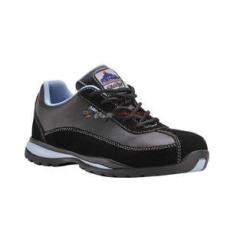 Portwest FW39 Steelite női védőcipő S1P (FEKETE 42)