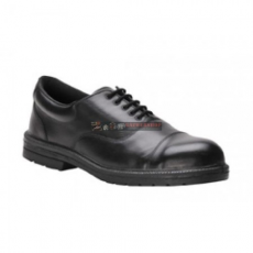 Portwest FW47 Steelite Executive Oxford védőcipő S1P (FEKETE 43)